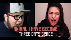 Animal I Have Become - Three Days Grace - Cole Rolland (feat