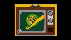 Cheesy Poofs commerical Cartman - South Park