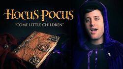Hocus Pocus - Come Little Children - A Cappella - Nick Pitera (cover)