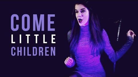 """Come Little Children"" (Cover Hocus Pocus) (Adriana Figueroa)"
