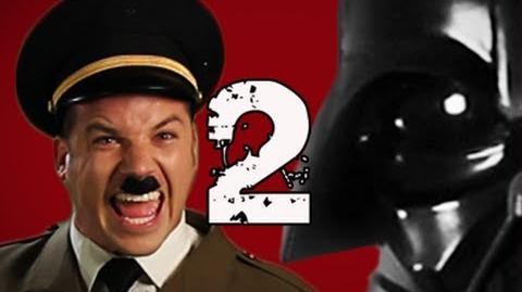 Darth Vader vs Adolf Hitler 2