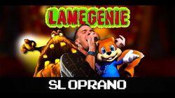 Sloprano - Conker's Bad Fur Day ft