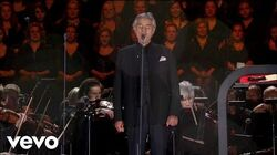 Andrea Bocelli - La Donna è Mobile - Live From Central Park, USA 2011