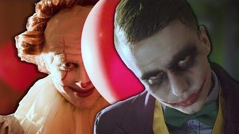 The Joker Vs. Pennywise (VideoGameRapBattles)
