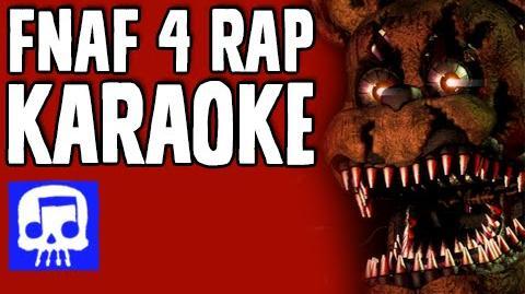 """We Don't Bite"" Karaoke Sing-a-long by JT Music (FNAF 4 Rap)"
