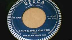 The Alan Price Set - I Put A Spell On You