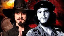 Guy Fawkes vs Che Guevara. Epic Rap Battles of History.