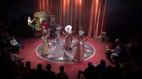 """The Ballad of Czolgosz"" Choreography"