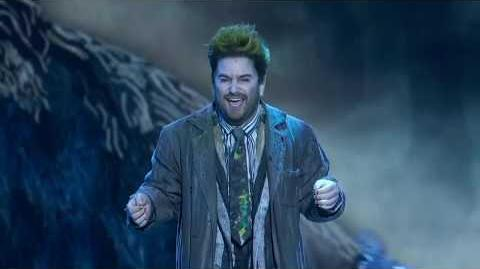 """""""The Whole Being Dead Thing"""" Beetlejuice Medley Performance at the 2019 Tony Awards Alex Brightman"""