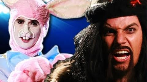 Genghis Khan vs Easter Bunny