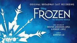 "Love Is an Open Door (From ""Frozen The Broadway Musical"" Audio Only)"