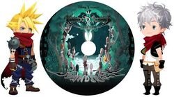 Kingdom Hearts Union X Soundtrack - Villains of a Sort - Track 3