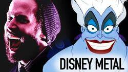 Poor Unfortunate Souls (Disney's Little Mermaid) - METAL COVER VERSION