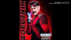 Sonic The Hedgehog Movie (Robotnik dance scene) - Where evil grows