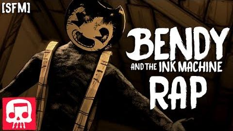 """""""Can't Be Erased"""" SFM by JT Music - Bendy and the Ink Machine Rap"""