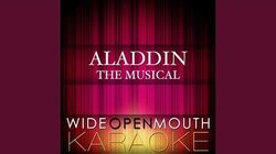 """Diamond in the Rough (From the Musical """"Aladdin"""") (Karaoke Version) (Original Broadway cast of..."""