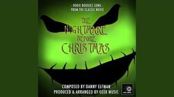 The Nightmare Before Christmas Oogie Boogie's Song