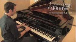 Cruella De Vil- Piano Arrangement by Jonny May (HQ)
