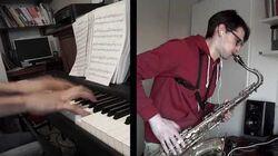 Cruella De Vil Piano - Sax