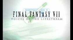 FF7 Voices of the Lifestream 4-09 Black Wing Metamorphosis (One-Winged Angel)