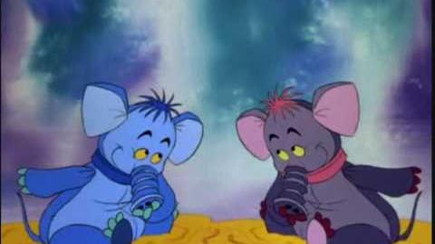 Heffalumps and Woozles