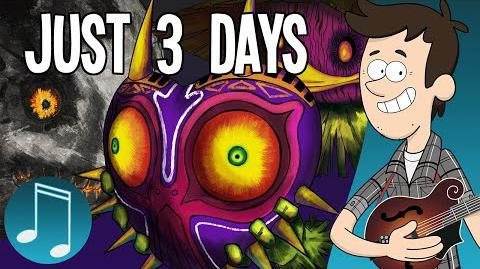 """Just 3 Days"" - Majora's Mask song by MandoPony The Legend of Zelda"