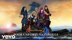 """China Anne McClain - Poor Unfortunate Souls (From """"Descendants 2"""" Audio Only)"""