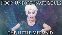 Poor Unfortunate Souls - The Little Mermaid (cover by Bri)