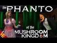 Phanto of the Mushroom Kingdom- A Super Mario Bros