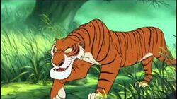 THE MIGHTY HUNTER deleted song from the Jungle Book