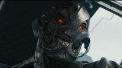 Ultron - I Had Strings, But now i'm free....
