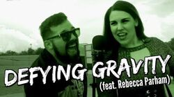 DEFYING GRAVITY - Wicked - Caleb Hyles (feat