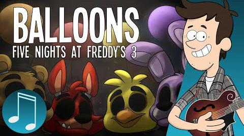 """""""Balloons"""" - Five Nights at Freddy's 3 Song by MandoPony"""
