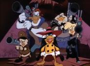 Negaduck's Alliance Negaverse
