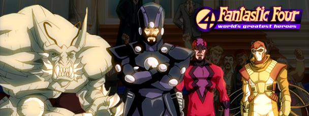 Frightful Four