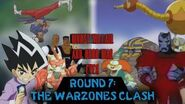 Worst Heroes and Villains War Ever Round 7 The Warzones Clash Part 2 of 3