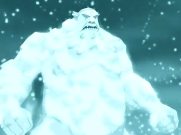 Ymir, the Chaos Lord of Ice