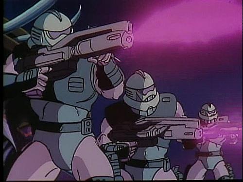 Mutant Troopers