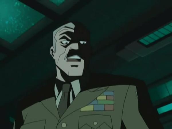 General 'Thunderbolt' Ross