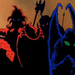 Blackwolf's Army