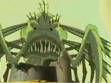 Mer-Man's Giant Monster Fish