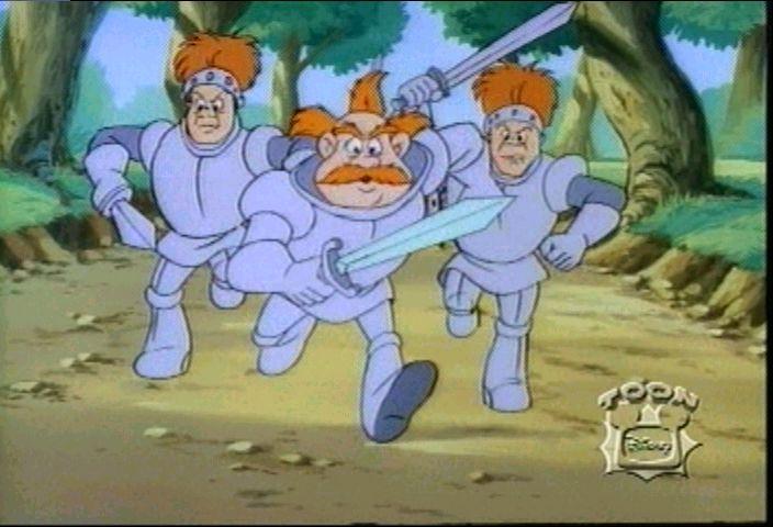 King Gregor's Knights