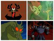 Four Eastern Demons