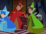 Flora, Fauna, and Merryweather
