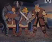 King Duncan's Soldiers