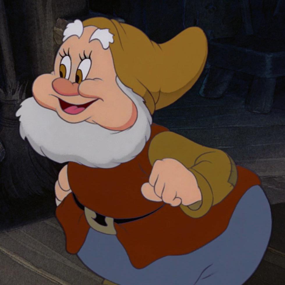 Happy (Snow White and the Seven Dwarfs)