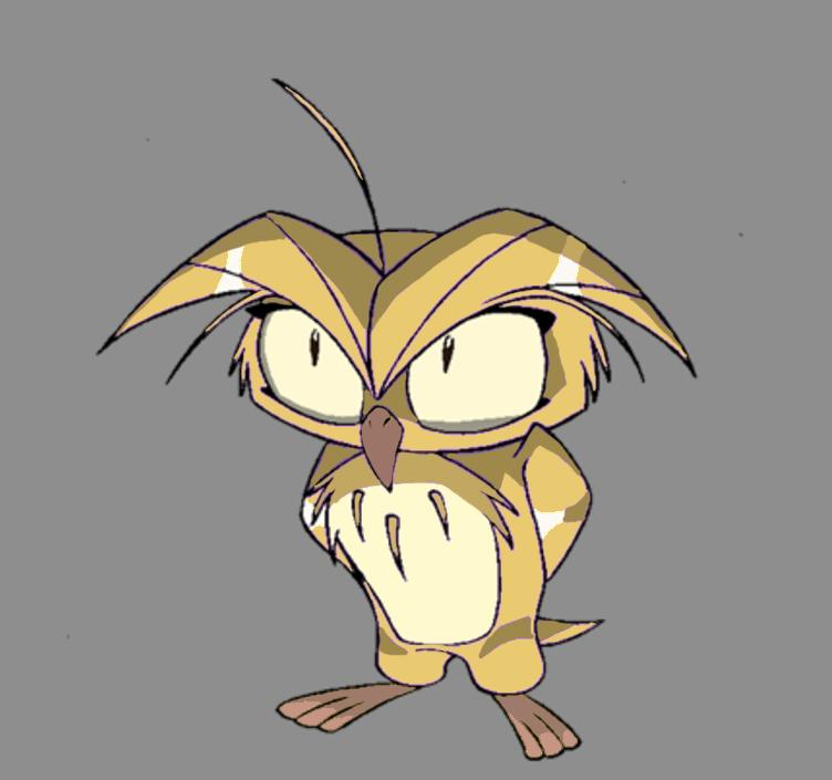 Owl (Mission Odyssey)