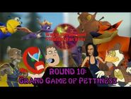 Worst Heroes and Villains War Ever Round 10- Grand Game of Pettiness Part 2 of 4