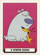 Two Stupid Dogs