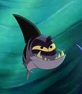 Undertow Piranha
